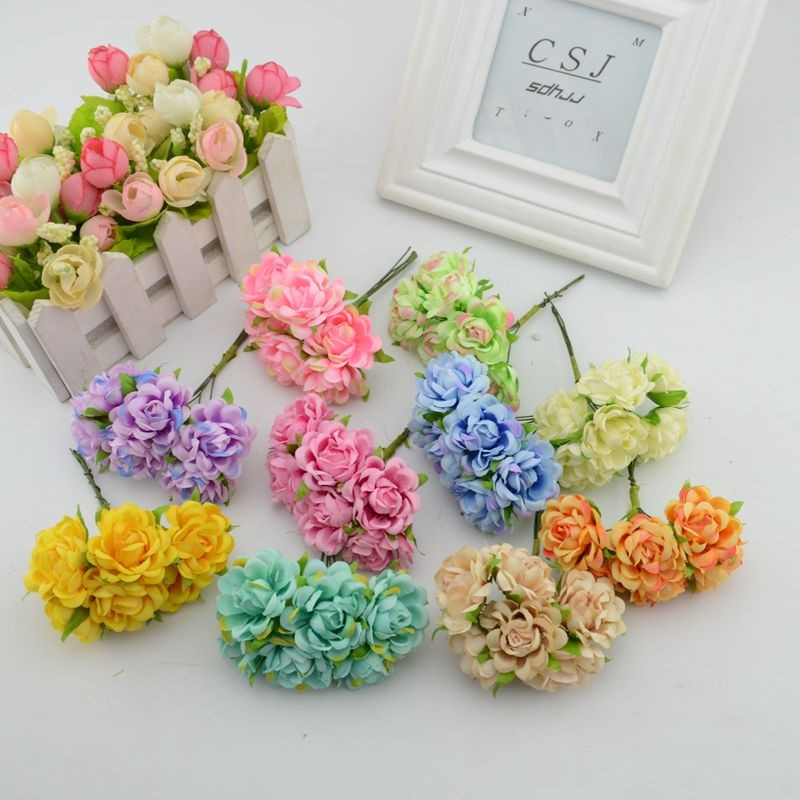 Online cheap wholesale many artificial flowers bud stamens home very nice simulation silk flower can diy flower ball holding flowers as a roomdecoration mightylinksfo