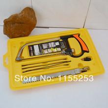 Multi-purpose small hacksaw Hacksaw frame with a hacksaw blade fret saw(China (Mainland))