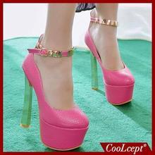 women stiletto high heel shoes platform brand sexy lady quality footwear fashion heeled pumps heels shoes size 33-40 P17661