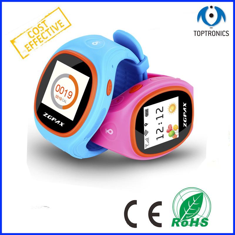 waterproof popular GPS tracker LBS SOS cell Phone calls kids smart watch for baby children kid and childs safe gps tracker watch(China (Mainland))