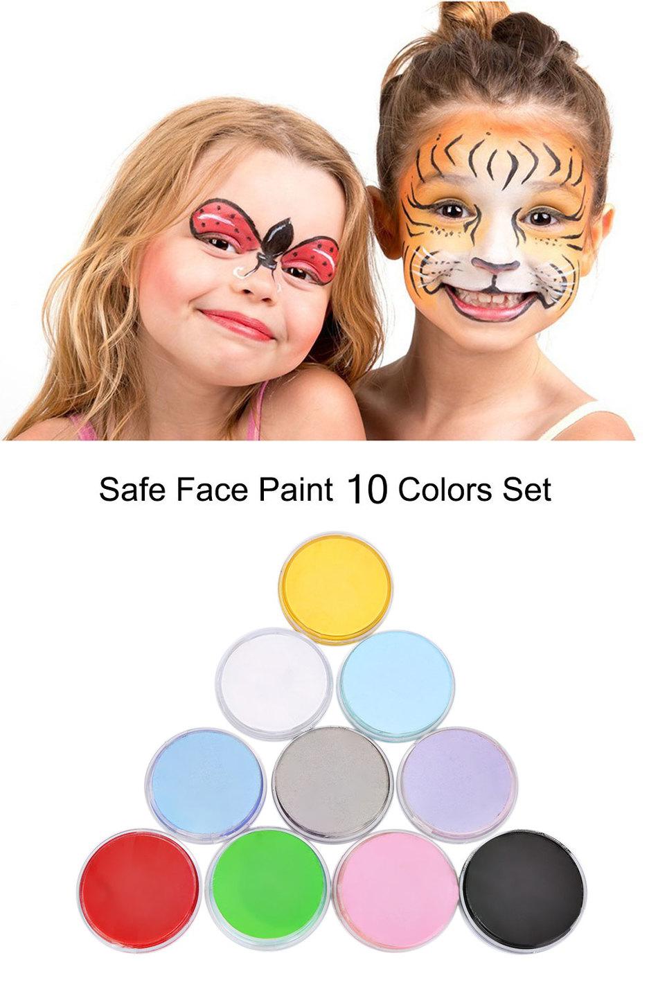 Хорошие краски для макияжа