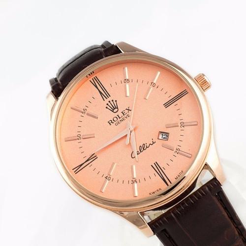 New Fashion Atmos Clock Men S Quartz Watch LEATHER STRAP Military Sports Watches Men Luxury