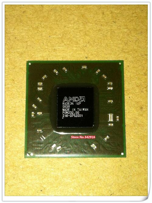 Free Shipping 20PCS/LOT 216-0752001 AMD BGA chipset 100% new original(China (Mainland))