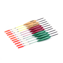 Buy FISHKING superior 5G 10pcs/set 21.5cm fishing float fortune paulownia wood bobber fishing light stick for $6.31 in AliExpress store