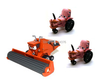 Pixar Movie Cars Diecast Tractor Chewall Frank Combine Harvester Toy Car(China (Mainland))