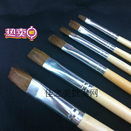 Crystallise pen watercolor 166 langhao calligraphy brush weasel hair paint - same sky store