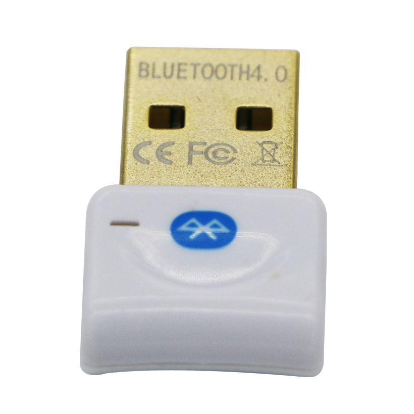 High quality Mini USB Bluetooth V4.0 Dual Mode Wireless Dongle CSR 4.0 Adapter Audio Transmitter For Win7/8/XP 25 free shipping(China (Mainland))