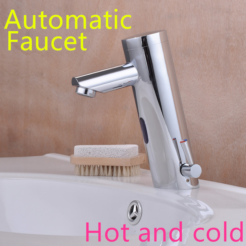 Aliexpress buy brass automatic sensor faucets cold