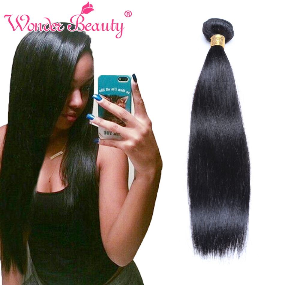 7A Milky Way Human Hair Weave Virgin Indian Straight Human Hair 1 pc 4-30 Inch Top Selling Virgin Hair 100 Human Hair Fast Deals(China (Mainland))