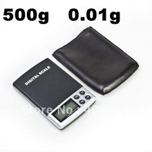Buy dhl/fedex 50 pcs 500g 0.01g portable Digital Electronic Pocket jewerly Scale Precision Scale Standard Weight retail box for $245.01 in AliExpress store