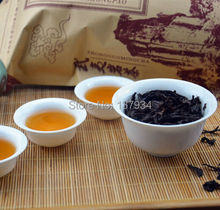 250g Top Grade Chinese dahongpao Big Red Robe oolong tea the original oolong China healthy care