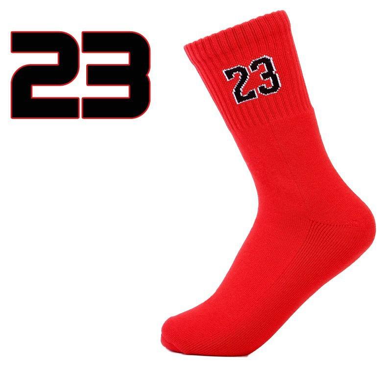 free ship Basketball Star NO.23 Sports Socks Natural Cotton Super Absorbent Breathable High Quality Men's Socks Skateboard Sox(China (Mainland))