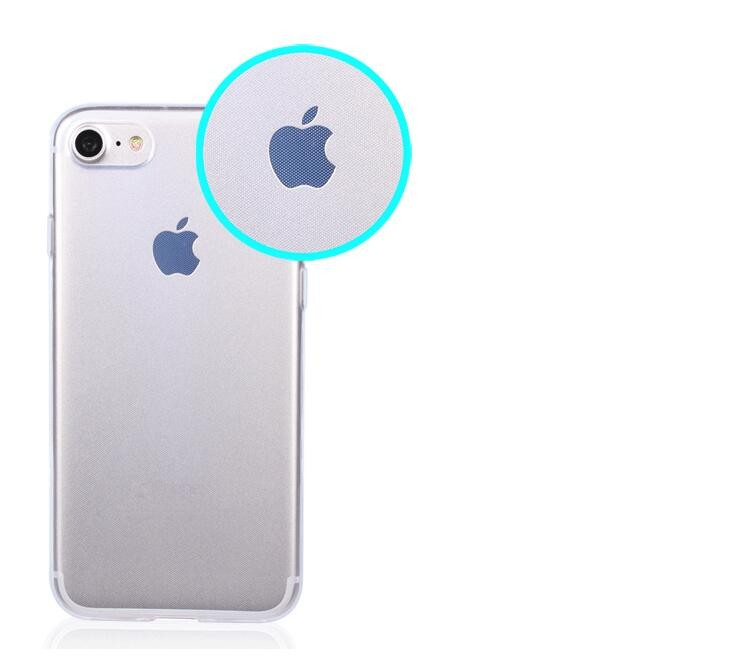 Ultra thin 0.3 mm Gel Clear Soft TPU Case For Apple iphone 7 7S 7 Plus Slim Transparent Back Cover Skin for iphone 7 Phone Bag