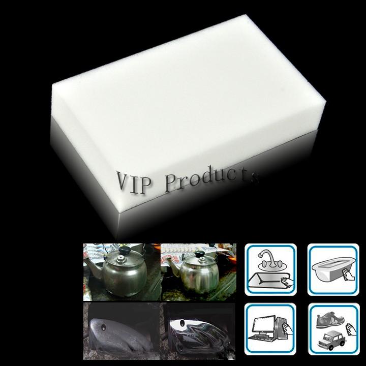 Promotion !!! 30PCS/LOT New Magic Sponge Eraser Melamine Cleaner Multi-functional Sponge For Cleaning Wash(China (Mainland))