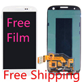 High Quality White LCD Display Digitizer Touch Screen Glass Replacement Assembly for Galaxy S3 i9300 I747