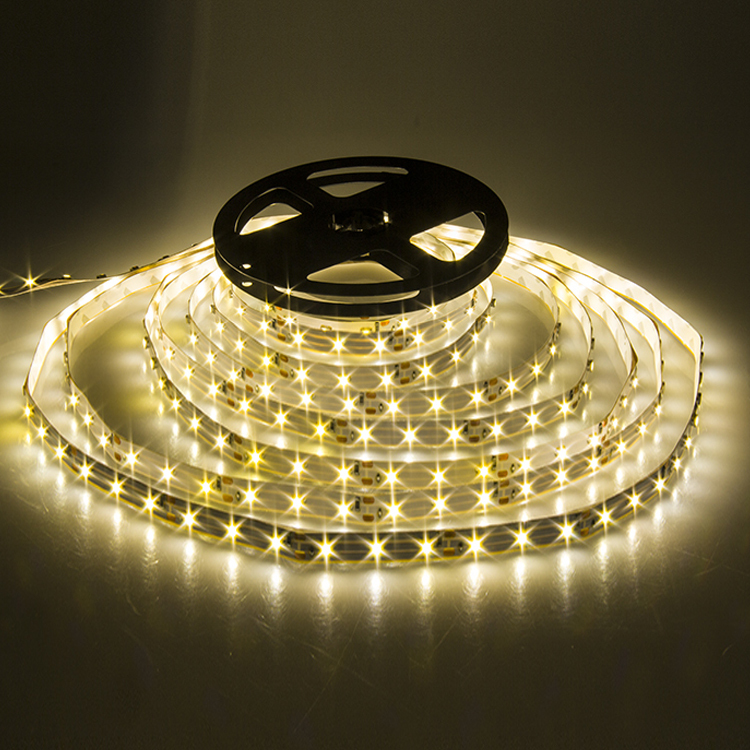 NEW Non-waterproof 3528 5M 300 SMD Flexible Led Strip Light 60led/m Yellow/Warm White/Red/Green/Blue/Cool White(China (Mainland))