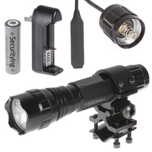 SALE!! WF-501B 2000Lm CREE LB-XL T6 LED Flashlight Torch & Bicycle Bike Flash light + Remote Switch + Charger & Battery(China (Mainland))