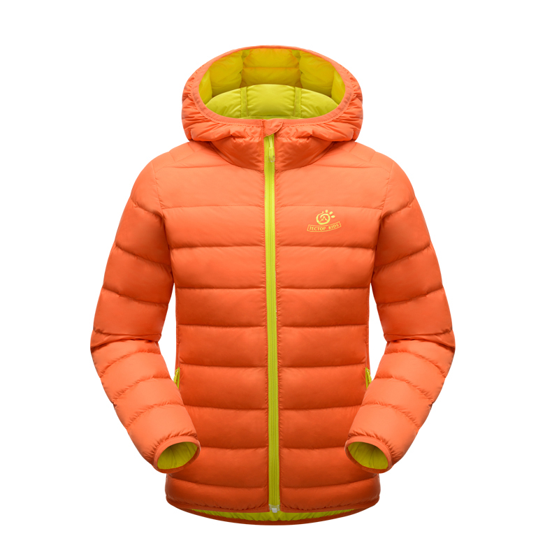 Dropshipping 90% white duck down boys' jacket 2015 new fashion children down coat down parkas light weight outdoor jacket