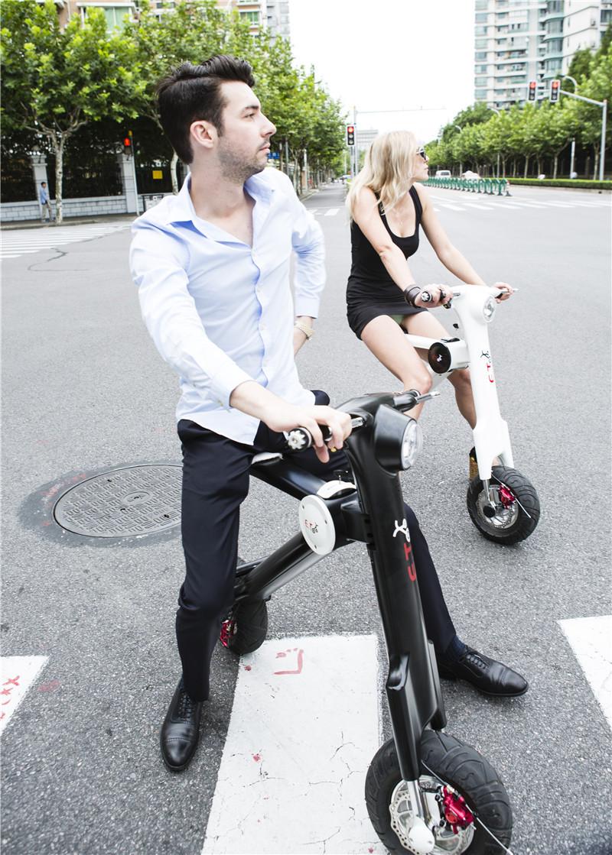 500w 11AH fat bike electric new patent electric adult tricycle mini folding electric bike(China (Mainland))