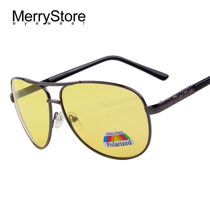 Гаджет  2014 New Men 100% Polarized Sunglasses Men Brand Mirror Driver Driving Sunglass Metal Frame Fishing glasses High quality None Одежда и аксессуары