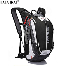 IKAI Cycling Backpack Mountain Bike Bags Outdoor Sports Bag Hiking Package Mountaineering Packsack Travel Knapsack YIA0019