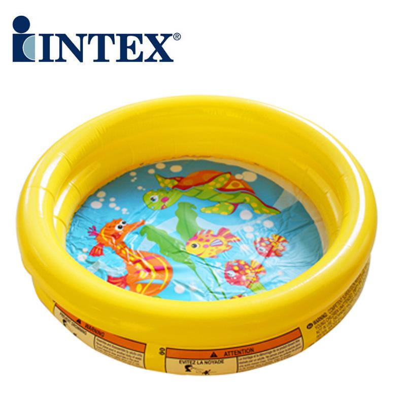 Ronde en plastique piscine promotion achetez des ronde en for Piscine ronde plastique