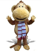 MASCOT CITY Big Mouth Monkey mascot costume custom fancy costume anime cosplay kits mascotte fancy dress carnival costume