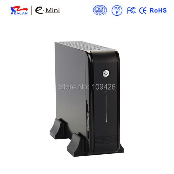 Realan Rackmount Chassis Mini ITX Case E 2015 External SATA for Drive Bay(China (Mainland))