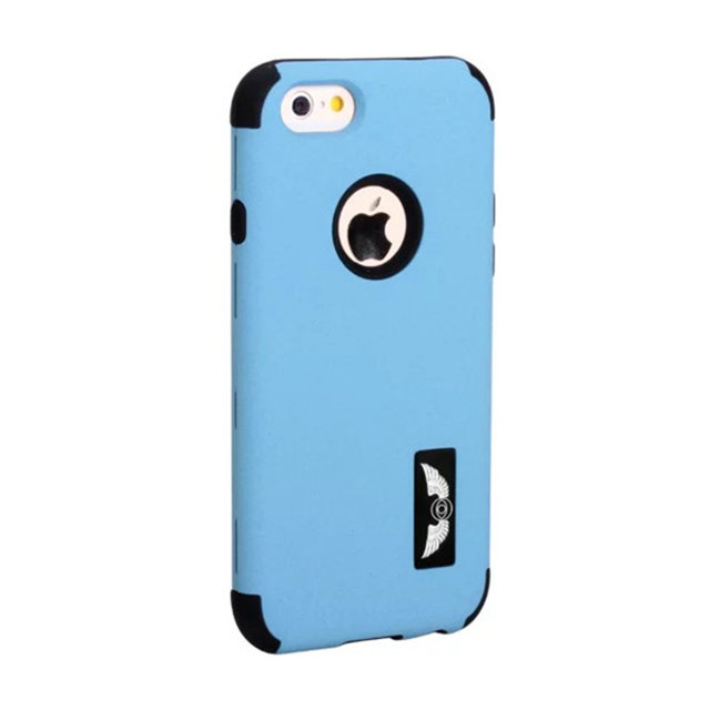 360 Protective Case For Apple iPhone 5 5s SE 6 6s Plus Hybrid Silicone Soft Rubber Shockproof Phone Cases 3in1 Back Cover   B83
