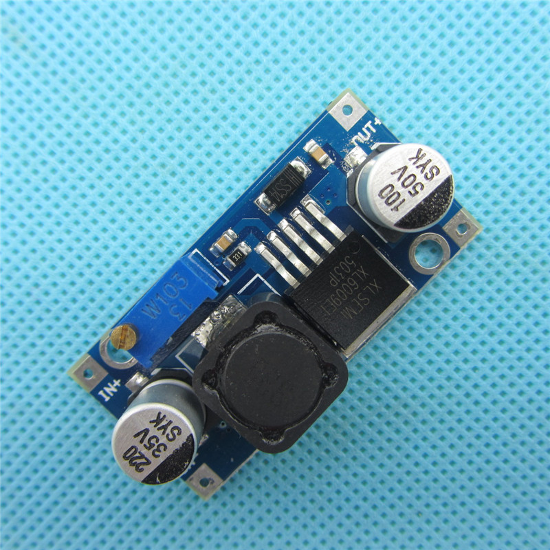 2 pcs XL6009 DC-DC Booster Power Supply Module Adjustable Step Up Converter(China (Mainland))