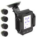 Brand New Tire Pressure Monitoring Tire Pressure Monitor System Support Spare Tire Monitoring with 4 Sensors