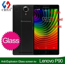 9H Premium Tempered glass Screen Protector For Lenovo P90 Protective Film With Retail package Moist Wipes 50pcs/lot