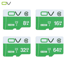 Memory Card OV 8G 16G 32G 64G  Class 6 Class 10 MIcro SD Card TF Card Micro SDHC 80MB/s Transmission Speed UHS-1 Waterproof(China (Mainland))