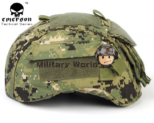 6 Colors Military Army Helmet Cloth Cover for MICH 2001 Ver2 Airsoft Tactical Accessories Camo Nylon Helmet Cover(China (Mainland))