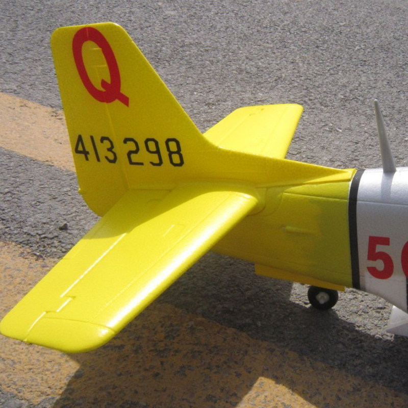 Free shipping Brushless version P51D remote control airplane frame kit 1450mm durable EPO Plane