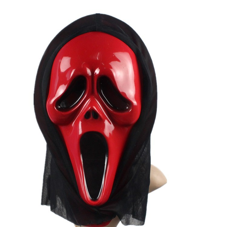 Cosplay Party Halloween Masks Adult Kid Masquerade Masks Costume ...