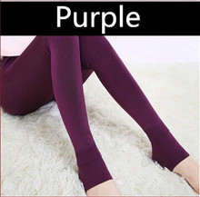 8 Color New Winter Thick Velvet Pants Female Warm Outer Wear High Waist Pants Were Thick Stretch Pants Stepped Foot Pants(China (Mainland))