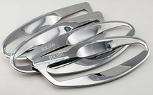 Lexus RX250 RX 370 ABS chrome door handles + door bowl decorative trim