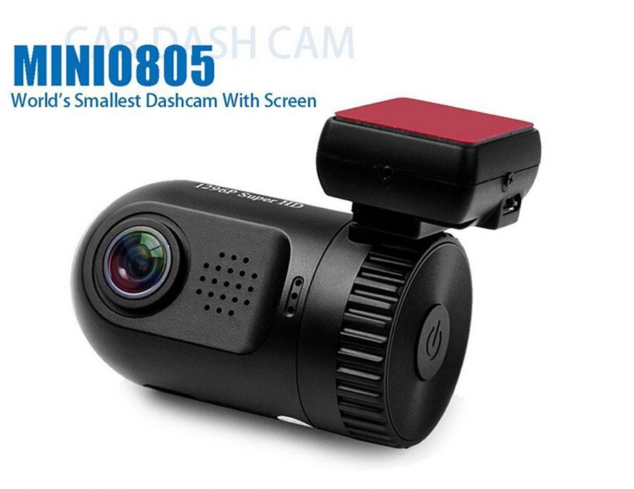 Ambarella A7LA50D Camera Dash Cam with GPS Logger
