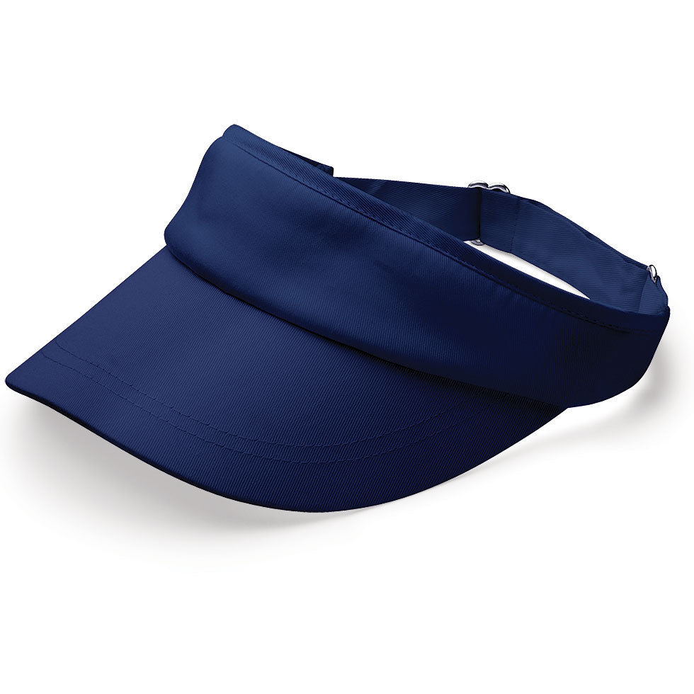 how to clean golf visors