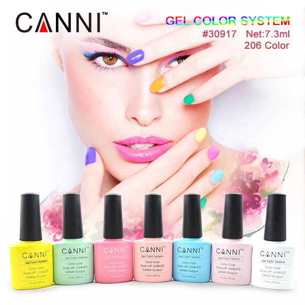 Wolesale 2013 new fashion buleskysoak off uv/led  gel,shellac gel polish  ,CANNI#30917<br><br>Aliexpress