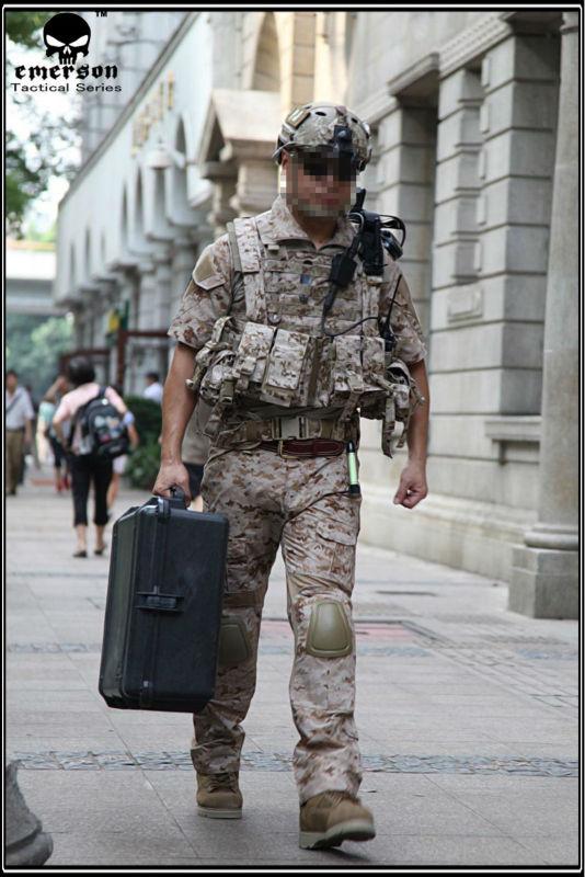 aliexpresscom buy airsoft combat uniform emerson teflon