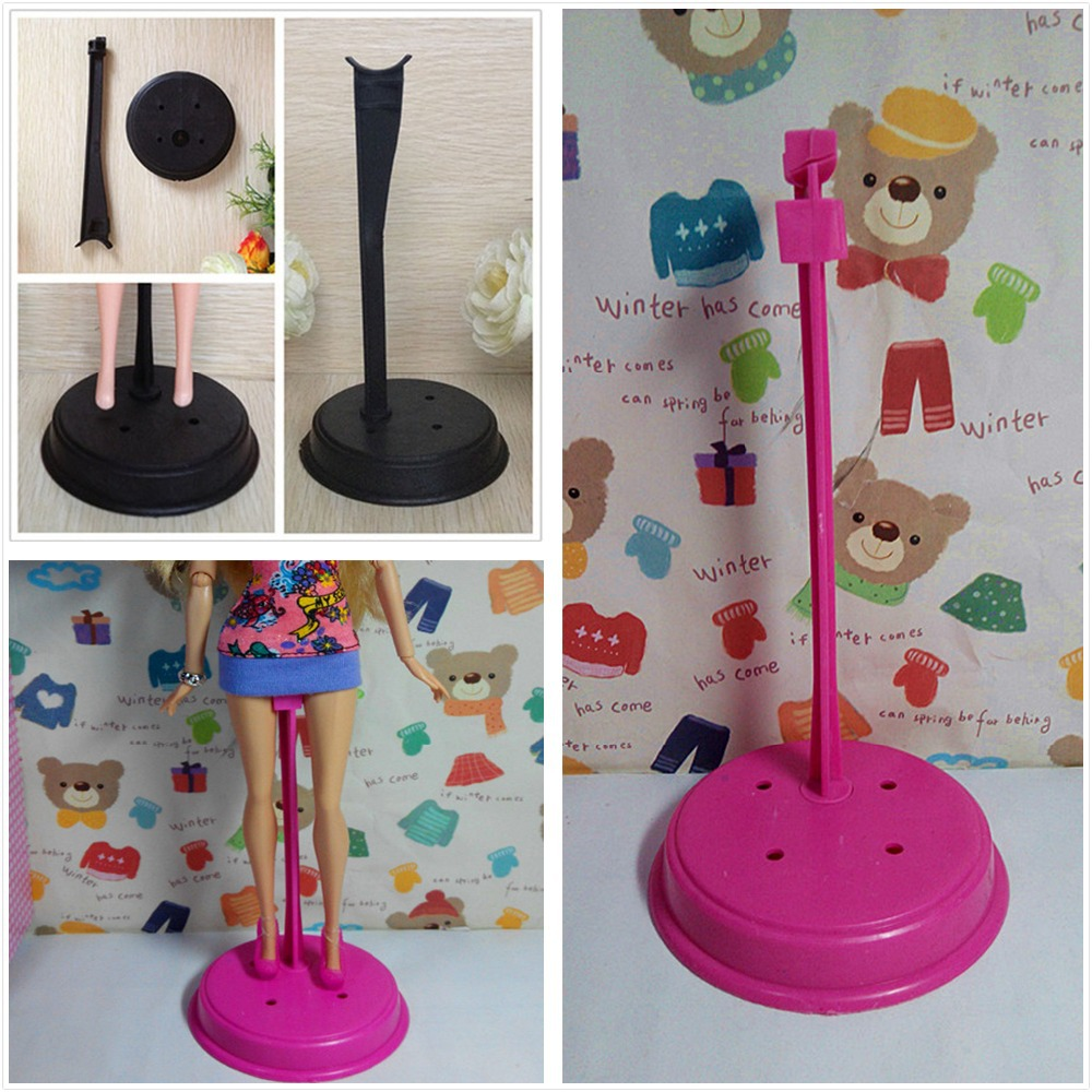 Universal Sitting Type Display Holders For Barbies Dolls Ken Doll Stands Plastic Standers For 1/6 Dolls Standing Toy Stand SALE<br><br>Aliexpress