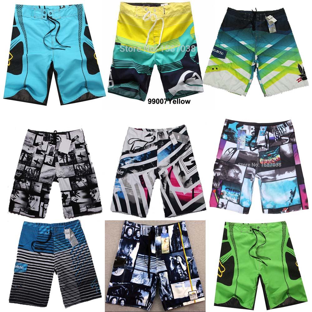 Summer Surfing Men Board Shorts Quick-drying Shorts Sport Board Shorts Swim Wear Swimwear Short Beach Wear Surf Swimming Trunks(China (Mainland))