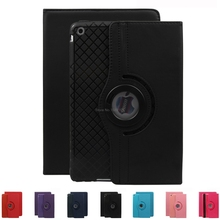 360 Rotation Soft Material Premium Leather With Silicone Inner Shell Case For iPad Mini 4 With Smart Auto Sleep Wake up Cover(China (Mainland))