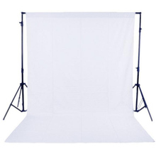 Photo Background 1.6*3M/5*10FT Photography Studio Non-woven Backdrop Background Screen 3 Colors Black White Green(optional)(China (Mainland))