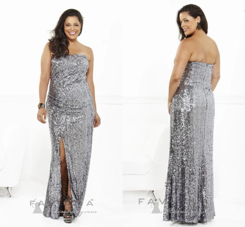 plus size silver lace dress Page 2 images