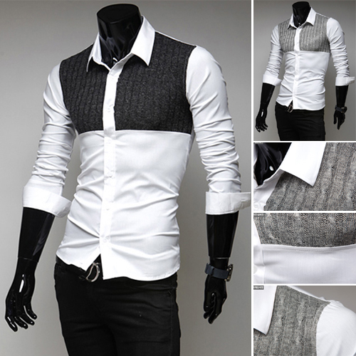 Black Men's Designer Clothing New Arrival Fashion