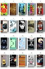 hybrid retail flower colorful Minions batman tiger 20designs white hard cover cases for LG Optimus L5 E610 E612 E615 free ship
