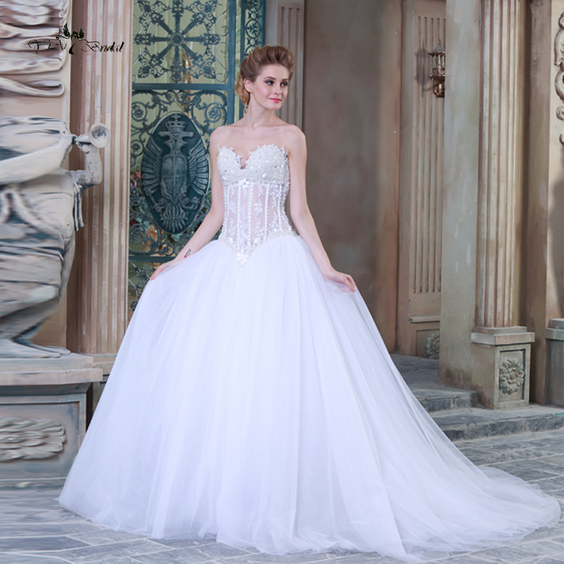 High Quality Latest Design of Wedding Dress-Buy Cheap Latest ...
